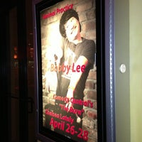 Photo taken at Improv Comedy Club by Phoebe V. on 4/28/2013