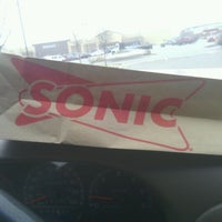 Photo taken at SONIC Drive In by Kari D. on 12/28/2012