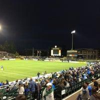 Photo taken at Buck Shaw Stadium by Ben H. on 5/9/2013