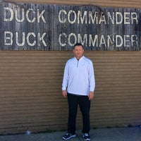 Photo taken at Duck Commander Headquarters by Justin H. on 3/12/2013