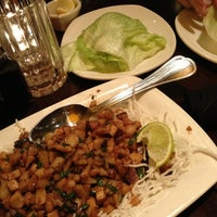 Photo taken at P.F. Chang's by maria t. on 1/21/2013