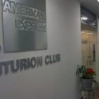 Photo taken at The Centurion Lounge by American Express by Emilio K. on 2/22/2013