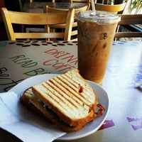 Photo taken at Berrybean Cafe by Alyssa P. on 7/3/2014