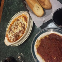 Photo taken at Alfredo's Pizza and Pasta by Elysa E. on 1/17/2016