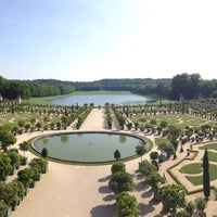 Photo taken at Palace of Versailles by Will H. on 7/14/2013