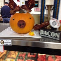 Photo taken at Louie's Finer Meats by Michael W. on 10/12/2013