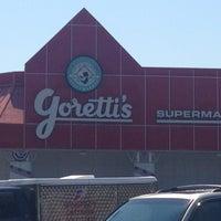Photo taken at Goretti's Supermarket by Joe L. on 7/16/2013