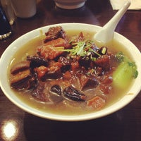 Photo taken at Tasty Noodle House (Pin Wei) by Victor H. on 1/22/2013