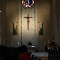 Photo taken at Saint Joseph Cathedral by Brian C. on 8/14/2016