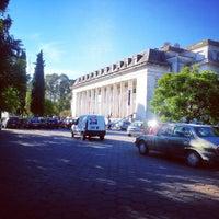Photo taken at Universidad Nacional del Sur by Bruno G. on 4/8/2013