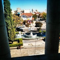 Photo taken at Universidad Nacional del Sur by Bruno G. on 3/31/2014