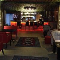Photo taken at pashas lounge by Mustafa on 8/25/2014