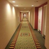 Photo taken at Homewood Suites by Hilton College Station by Derek N. on 5/10/2013