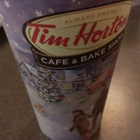 Photo taken at Tim Hortons by Casey B. on 12/3/2012