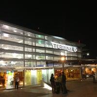 Photo taken at Terminal C by Aldo R. on 12/19/2012