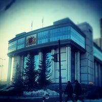 Photo taken at Законодательное Собрание Свердловской Области by Алексей Т. on 12/7/2012