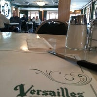 Photo taken at Versailles Restaurant by 100 F. on 3/21/2013