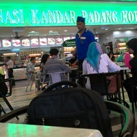 Photo taken at Nasi Kandar Padang Kota by addin y. on 1/28/2013