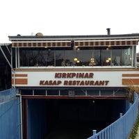 Photo taken at Kırkpınar Kasap Restaurant by Gorey S. on 2/22/2013