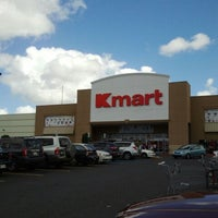 Photo taken at Big Kmart by HoneyTiger on 12/29/2012