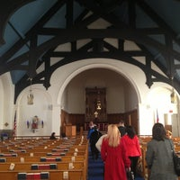 Photo taken at Trinity Episcopal Church by Dimitri O. on 3/14/2013