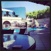 Photo taken at Malibu Hotel by Omar B. on 2/14/2013
