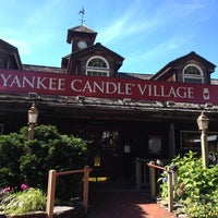 Photo taken at Yankee Candle Flagship Store by Branille on 9/14/2014