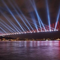 Photo taken at Fatih Sultan Mehmet Bridge by 🇹🇷🇹🇷Osman🇹🇷🇹🇷 Ç. on 11/5/2013