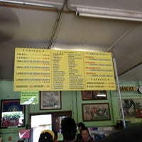 Photo taken at Matsumoto Shave Ice by Bill H. on 1/20/2013