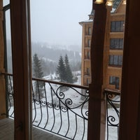 Photo taken at Hotel Plaj by Сергей В. on 3/19/2013