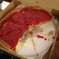 Photo taken at Patxi's Pizza by Derek M. on 12/23/2012