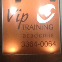 Photo taken at Academia Vip Training by Adriana M. on 2/20/2013