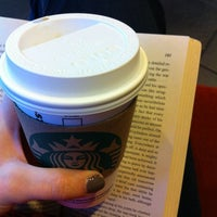 Photo taken at Starbucks by Emily Y. on 3/14/2013