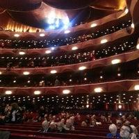 Photo taken at Metropolitan Opera by Michael R. on 1/13/2013