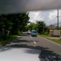 Photo taken at Jl. Trans Sulawesi by Matthew &. on 5/13/2013