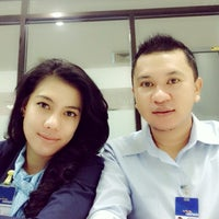 Photo taken at Bank Mandiri Cabang Kendari by Rony S. on 11/21/2013