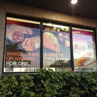Photo taken at Taco Bell by Mooney M. on 3/4/2013