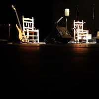 Photo taken at Teatro Sierra de Aracena by Javier P. on 1/19/2014
