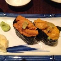 Photo taken at Taro Sushi by Bonnie C. on 10/2/2012
