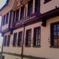 Photo taken at Çağdaş Cam Sanatları Müzesi by Gizem T. on 7/4/2013