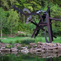 Photo taken at Crystal Bridges Museum of American Art by Diane C. on 9/18/2013