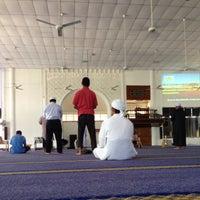 Photo taken at Masjid Nasiruddin Shah by Zaridi on 12/17/2013