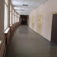 Photo taken at МТУСИ by Ryabinin S. on 12/4/2012