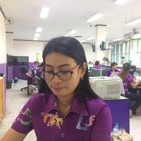 Photo taken at กรมการขนส่งทางบก จังหวัดสงขลา by Chernaree M. on 9/28/2016
