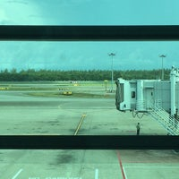 Photo taken at Gate D48 by PK L. on 8/23/2014