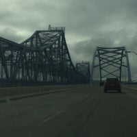 Photo taken at Mississipi river by Trevor W. on 6/20/2014