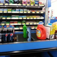 Photo taken at Walmart Supercenter by Jason S. on 4/28/2013
