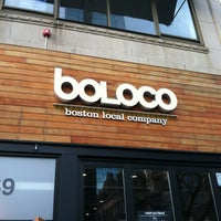 Photo taken at Boloco by Don S. on 1/8/2013