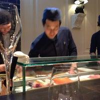 Photo taken at Yashin Sushi by Martin M. on 5/8/2013