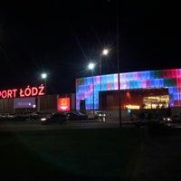 Photo taken at Port Łódź by Onur O. on 12/4/2012